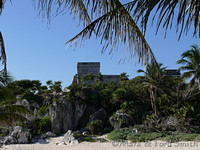 Beach View of Castillo - View 2