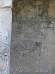 Faded Frescos in Frescos Temple