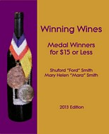Winning Wines Medal Winners for $15 or Less